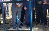 افتتاح پروژه انتقال خط لوله آب کشاورزی به روستای دوله ملال ماسال همزمان با دومین روز از هفته دولت