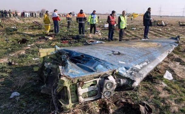 بروز خطای انسانی اما غیر عمد، در سقوط هواپیمای اوکراین