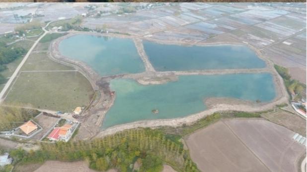 لزوم احیای ظرفیت های آبی استان گیلان/آب بندانها طی فرایند شفاف به متقاضیان اجاره داده می شود