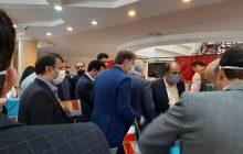 بازدید معاون رئیس جمهور و استاندار از نمایشگاه دستاوردها و محصولات فناورانه دانشگاه گیلان