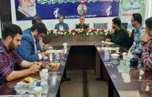 رئیس سازمان بسیج رسانه گیلان خبرداد:  تشکیل ۱۱ گروه جهادی رسانه توسط سازمان بسیج رسانه گیلان
