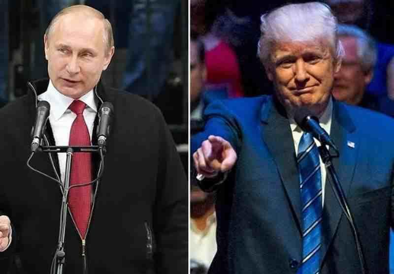 دردسر تازه بانوی آهنین با ترامپ بر سر روسیه و اسد