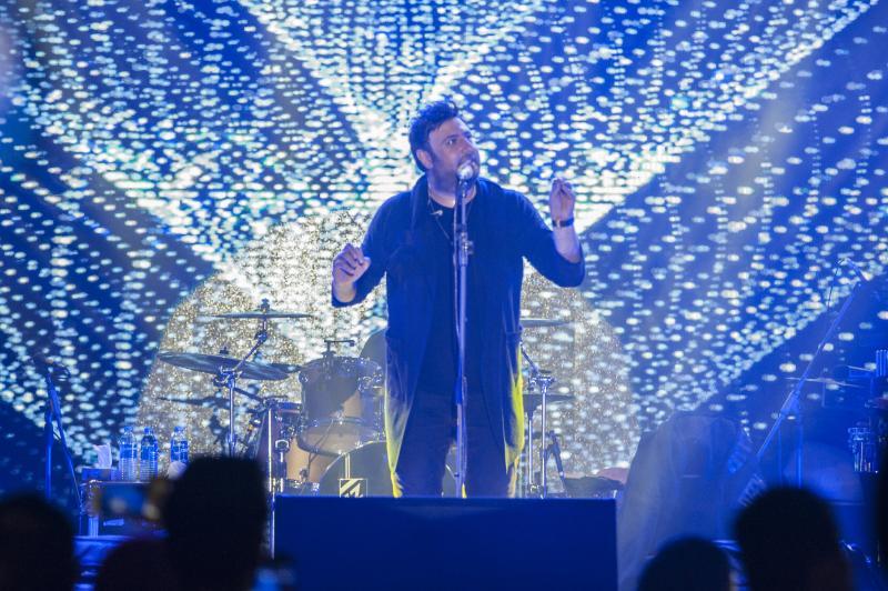 گزارش تصویری کنسرت محمد علیزاده در رشت