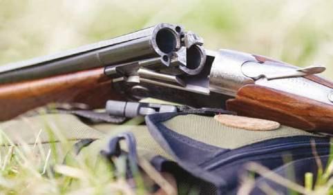 کشف ۱۲۰ قبضه سلاح شکاری غیرمجاز در گیلان از ابتدای امسال تاکنون