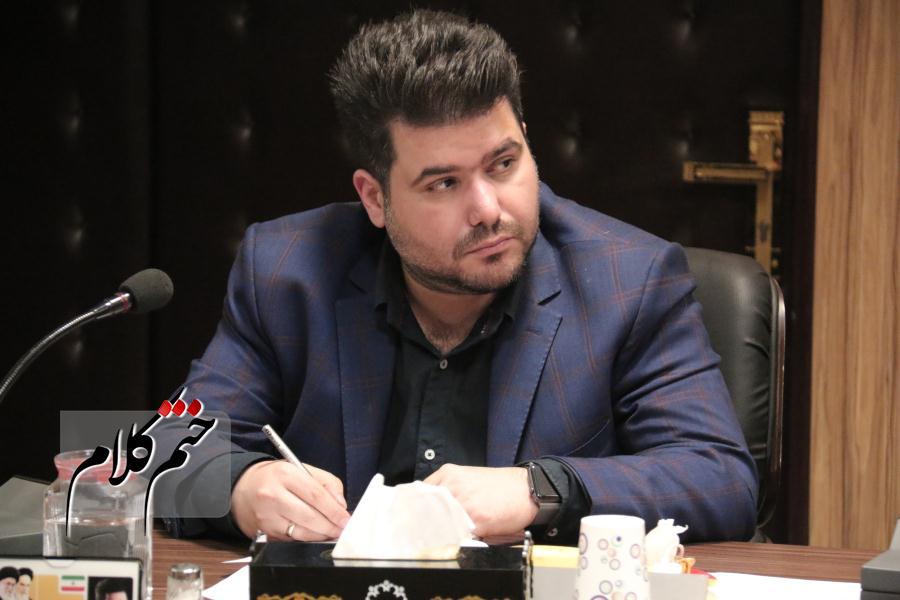 نامه سرگشاده بهراد ذاکری به نمایندگان استان گیلان: با استیضاح وزیر ورزش به حق کشی علیه ورزش گیلان پاسخ دهید