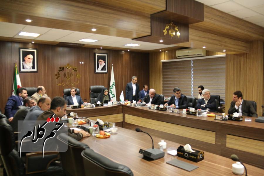 گزارش تصویری هشتاد و هشتمین جلسه علنی شورای شهر رشت +خبر