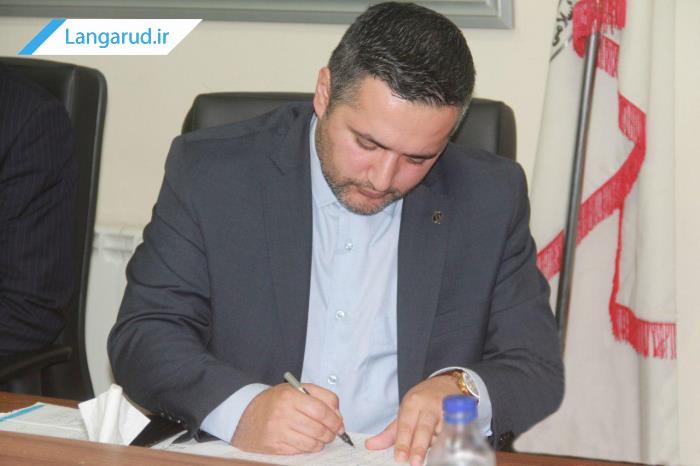 شهردار لنگرود با صدور پیامی حمله انتحاری به حافظان مرزهای میهن و شهادت تعدادی از فرزندان ایران اسلامی را تسلیت گفت