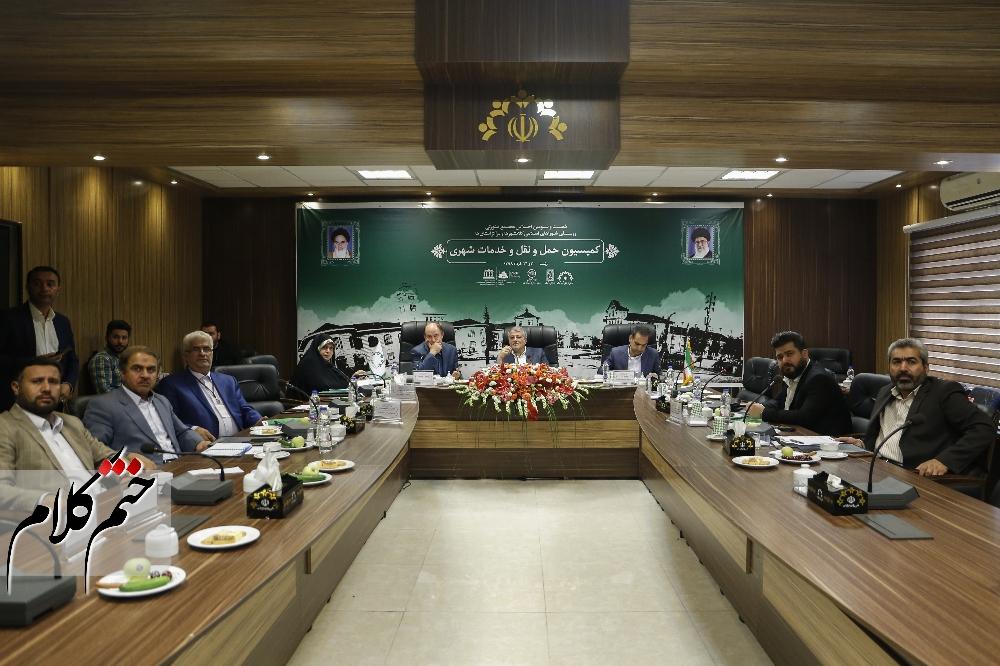 شصت و سومین اجلاس مجمع مشورتی روسای شوراهای کلانشهرها و مراکز استانها