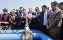 افتتاح پروژه های منطقه آزاد انزلی با حضور مشاور رئیس جمهور