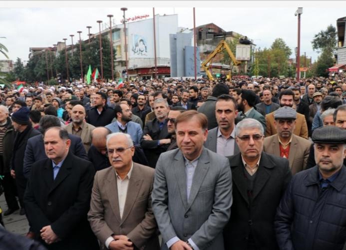 صیانت همیشگی گیلانیان از دستاوردهای انقلاب اسلامی