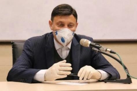 شهردار رشت در جلسه فوق العاده نیمه شب دوشنبه تاکید کرد: لزوم بسیج و اتحاد همگانی برای مبارزه با کرونا