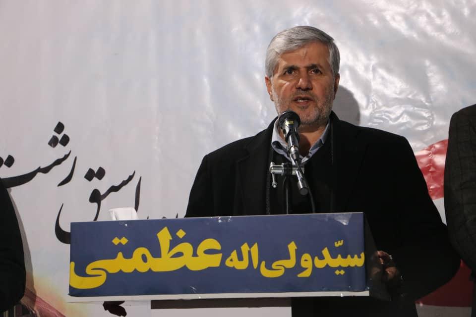 """سید ولی الله عظمتی در همایشی با عنوان """"برای تغییر"""" در جمع اقشار مختلف:  – مدیران باید در خدمت مردم باشند/برای تحول استان باید سدها را شکست"""