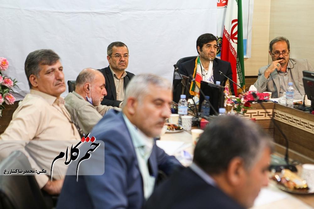 نشست مجمع نمایندگان با مدیران سازمان مدیریت و برنامه ریزی گیلان