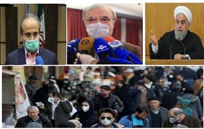 رعایت «فاصله گذاری اجتماعی»؛ تأکیدی یکسان و پرتکرار از رئیس جمهور تا مسوولان بهداشت و درمان گیلان