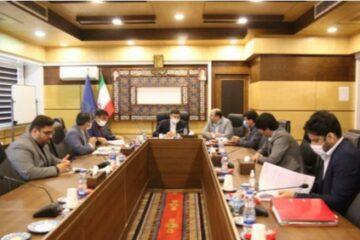 با حضور شهردار رشت برگزار شد: جلسه رفع موانع پروژه مدیریت پارک حاشیه ای