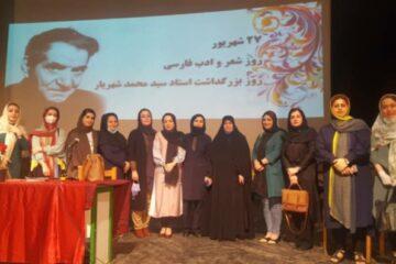 عضو شورای اسلامی شهر رشت : فعالیت انجمن های ادبی در صیانت از فرهنگ بومی تاثیر گذار است