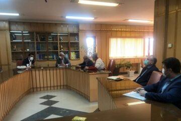 جلسه مشترک هم افزایی در حوزه بهداشت و درمان استان برگزار شد