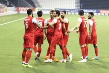 پرسپولیس در راه یک هشتم نهایی لیگ قهرمانان آسیا