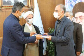 رئیس حفاظت اطلاعات دادگستری کل استان گیلان شد