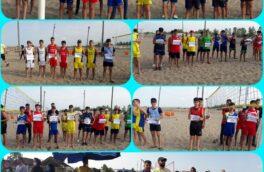 صعود مقتدرانه نونهالان باشگاه شهرداری لنگرود به دور نهایی مسابقات والیبال ساحلی زیر ۱۶سال قهرمانی گیلان