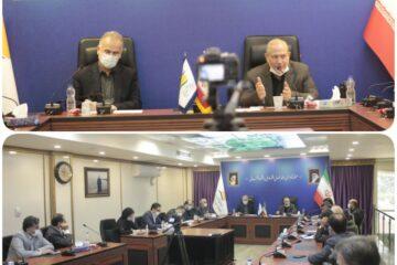 با حضور دکتر سید رحیم صفوی نشست هماهنگی همایش بین المللی اتحادیه اقتصادی اوراسیا برگزار شد