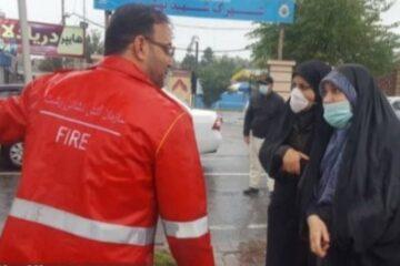بانوی عضو شورای شهر رشت تاکید کرد: بارش شدید باران نباید باعث نارضایتی مردم شود