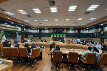 جلسه توزیع نیروهای تخصصی دانشگاه علوم پزشکی گیلان برگزار شد