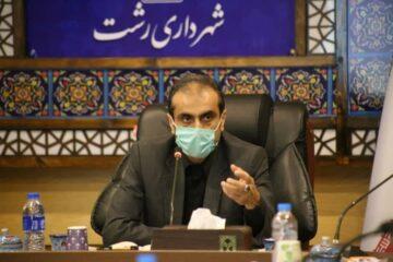 تاکید شهردار رشت بر تکمیل حوضچه آرامش تصفیهخانه سراوان تا ۲ ماه آینده