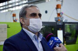 تولید روزانه ۳۶۰ هزار ماسک و ۱۲ هزار لیترمواد ضد عفونی در گیلان
