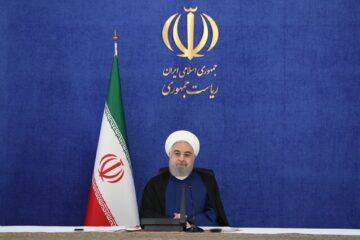 روحانی در نشست خبری: یک دقیقه تأخیر در شکستن تحریم حرام است