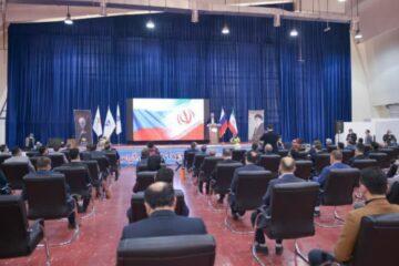با حضور سفیر روسیه در ایران،شرکت مدیریت صادرات در منطقه آزاد انزلی شروع به کار کرد