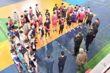 باشگاه فرهنگی ورزشی شهرداری لنگرود ، میزبان بهترین های والیبال گیلان