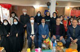 گزارش تصویری / حضور اعضای شورای اسلامی شهر لنگرود در مراسم افتتاحیه باشگاه ورزشی ویژه بانوان