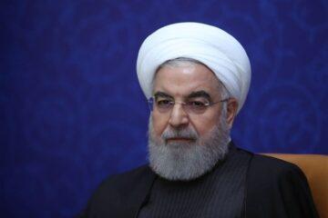 روحانی در جلسه هیات دولت؛ واکسن برای کل ملت رایگان است | مردم به کسی که مانع رفع تحریم می شود، رای نمی دهند