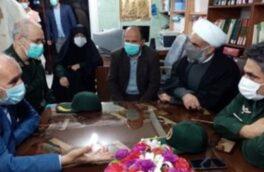 حضور بسیج حقوقدانان در زندان مرکزی رشت و اهدای کارت هدیه و بسته های معیشتی به خانواد های زندانیان نیازمندان