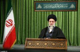 رهبر معظم انقلاب اسلامی در سخنرانی زنده و تلویزیونی: حرف های اخیر برخی مسوولان مایه تاسف بود|با تعطیل کنندگان کارخانه ها برخورد شود