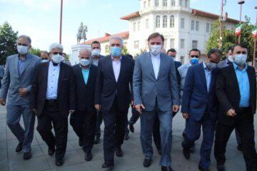 قول مساعد وزیر میراث فرهنگی برای تامین اعتبار ساختمان بلدیه شهرداری رشت