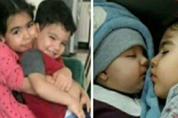 مرگ دو کودک گیلانی با احتمال مسمومیت غذایی | حال عمومی مادر خوب است