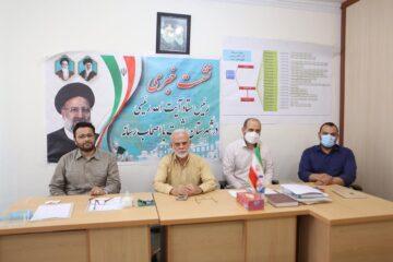 رئیس ستاد مردمی آیت الله رئیسی در شهرستان رشت؛ ویژگی فعالان ستاد رئیسی عدم سهم خواهی بعد از انتخابات است