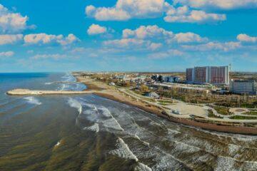 منطقه آزاد انزلی کانون گردشگری دریایی در شمال کشوربا رعایت پروتکل های بهداشتی
