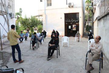 برگزاری مسابقه کتابخوانی در شهرداری لنگرود+ تصاویر