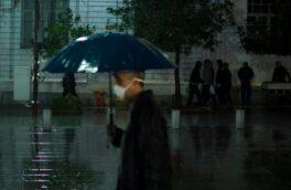 آغاز بارش های جدید از عصر چهارشنبه