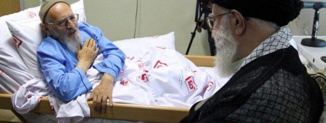 تسلیت رهبرانقلاب در پی درگذشت علامه حسنزاده آملی