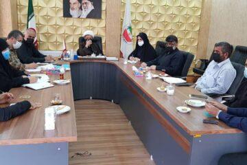 تشکیل جلسه کمیسیون فرهنگی شورای شهر لنگرود تشکیل