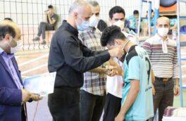 پایگاه مقاومت شهید چمران شهرداری لنگرود قهرمان اولین دوره مسابقات پینت بال ۳ نفره در لنگرود شد