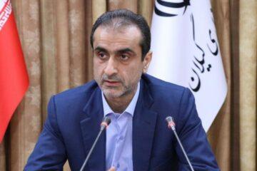 افتتاح فاز تکمیلی آبنمای موزیکال بوستان ملت رشت